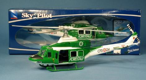 Bell 412 Corpo Forestale