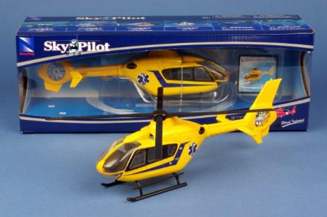 EC135 Ambulance