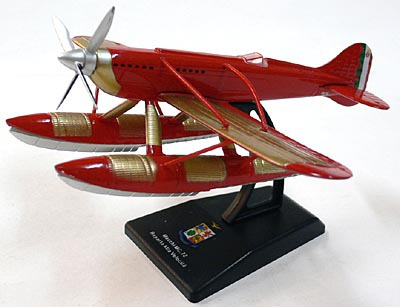 Macchi M.C.72 High Speed School (world speed record holder)