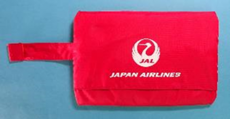 JAL  キャリーオントートバッグ